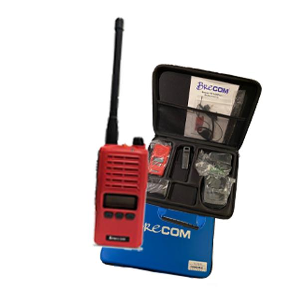 Bilde av BRECOM VR-1000 PRO VHF
